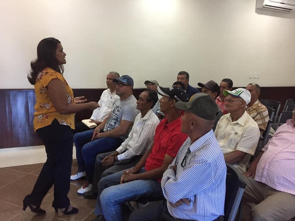 Ayuntamiento de Jarabacoa realiza encuentro informativo con alcaldes pedaneos