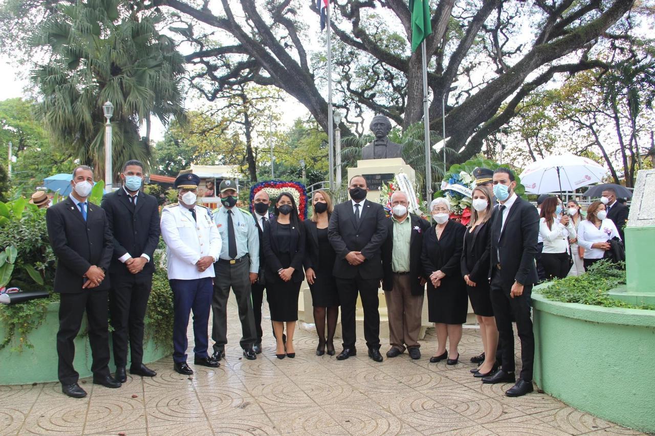 Ayuntamiento de Jarabacoa, Instituto Duartiano y Distrito Educativo 06-03 encabezan actos del día de la Independencia Nacional