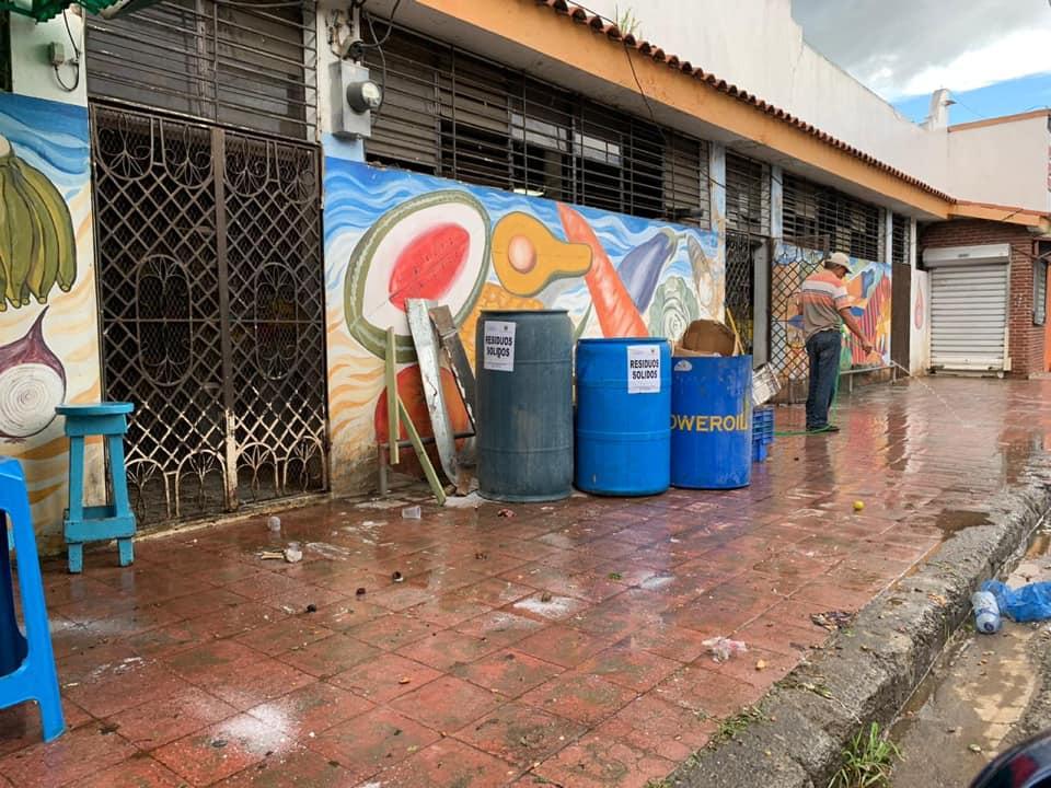 PLIEGO DE CONDICIONES PARA LA REHABILITACION DEL MERCADO MUNICIPAL